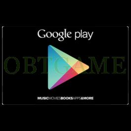 Buy Korean Google Play Gift Card | OBTGAME