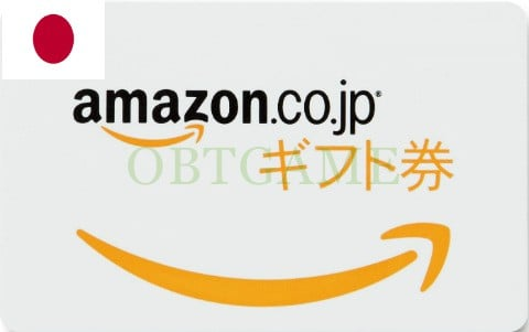 Buy Cheap Amazon.co.jp Gift Card Japan | OBTGAME