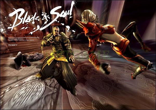 Blade&Soul NCsoft Korea Account
