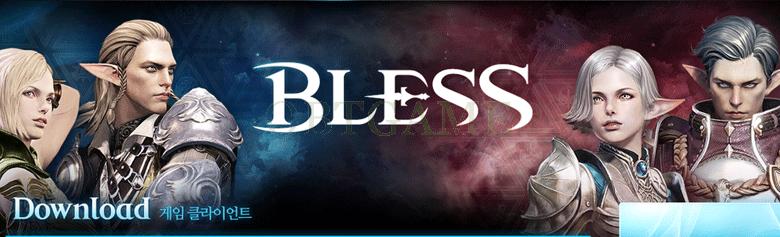 Bless Online KR Server