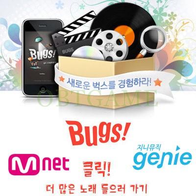 Mnet Bugs Genie