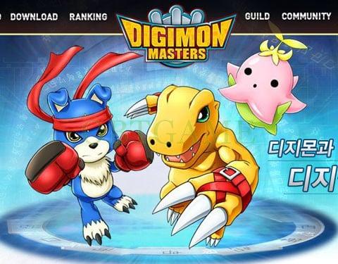 Digimon Monsters Korean Server