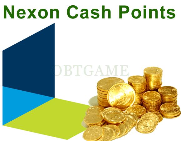 Buy Cheap Nexon Cash Points
