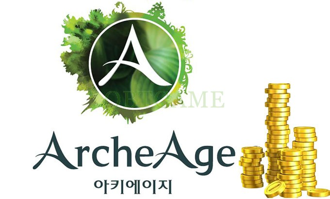archeage korea cash