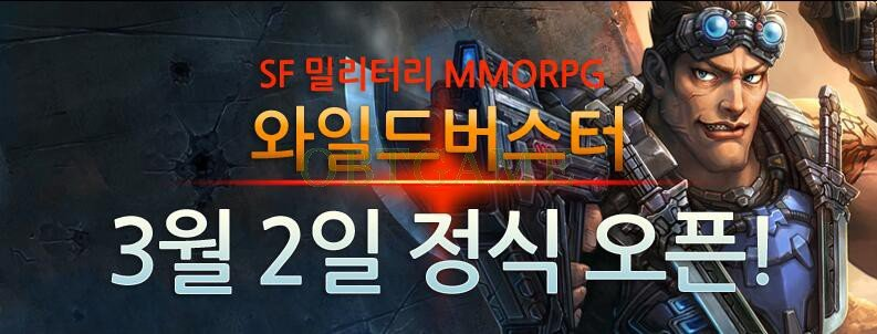 Wild Buster Korea Server