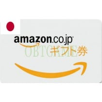 Amazon Gift Card Japan JP