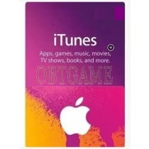 America Apple iTunes Gift Card Code