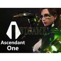 Ascendant One Nexon KR Account