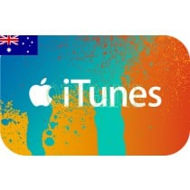 Australia Apple iTunes Gift Card Redeem Code