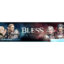 Buy Pre Verified Bless Online OBT Pmang Korea Account