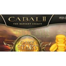 Cabal2 Online Korean Cash Points Cash Item