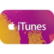 Chinese Apple iTunes Gift Card Redeem Code