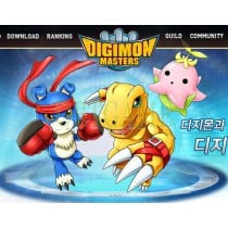 Verified Digimon RPG/Digimon Masters Korea Account