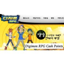 Digimon RPG Cash Points