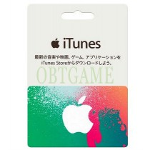 Japanese Apple iTunes Gift Card Redeem Code