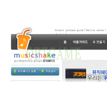 Verified Musicshake Korea Account