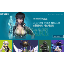 Verified Nexon Korea Account