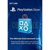 America	PSN PS3 PSV PS4 PlayStation Network Card