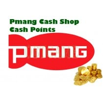 PMANG Cash Shop Cash Points For Black Squad AVA Bless SF