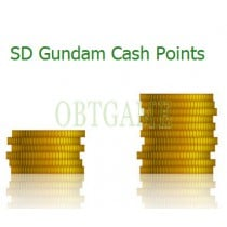 SD Gundam Next Evolution Korean Cash Points