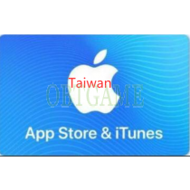 Taiwan Apple iTunes Gift Card