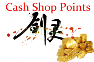Blade Soul CN Cash Shop Points
