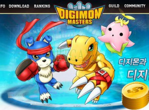 Digimon Master Cash Points