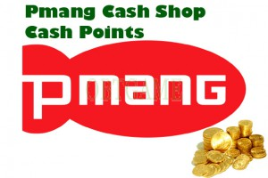 Pmang Cash Points