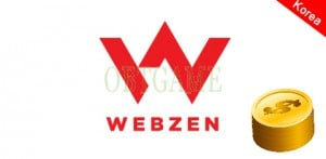 Webzen KR cash points