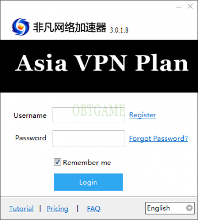 Asia VPN - Korea Japan Taiwan