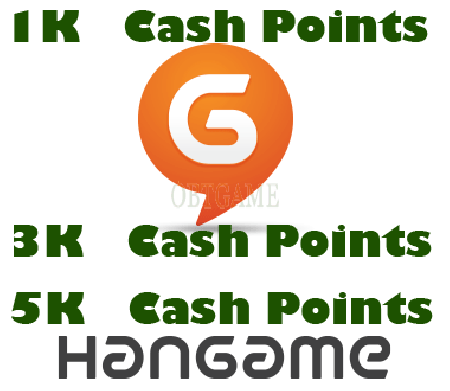 Hangame KR Cash Item Shop Cash Points For SUN EOS Devilian