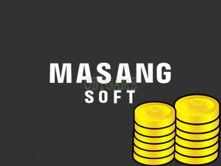 Masangsoft Cash Shop Cash Points For Korea Skidrush, GunZ