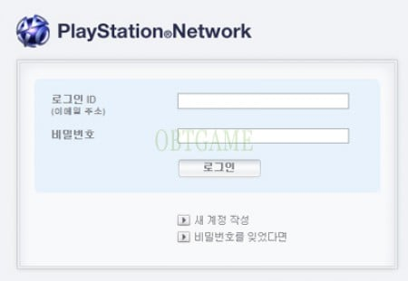 Verified PlayStation Network Korean Account