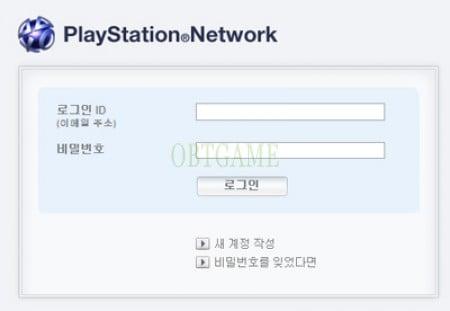 Verified PlayStation Network Korean Account