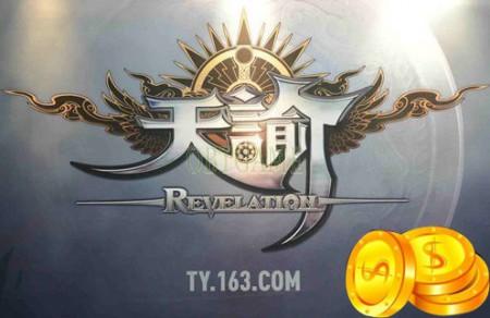 Revelation Online CN Server Cash Points Cash Item
