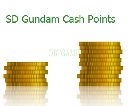 Buy SD Gundam OL2 Next Evolution Korean Cash Points
