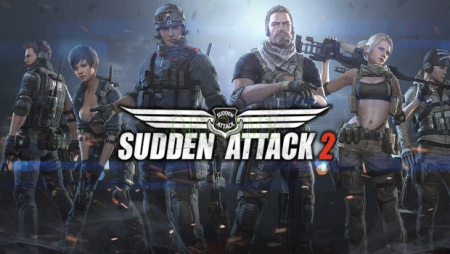 Verified Sudden Attack1 Online Nexon Korea Account