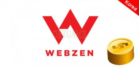 Webzen Korea Cash Shop Cash items Cash Points for MU Legend, R2