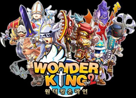 Verified Wonderking2 Korean Account