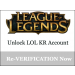 League of Legends reverification